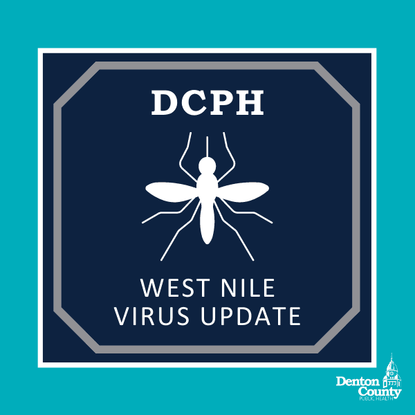 DCPH West Nile Update