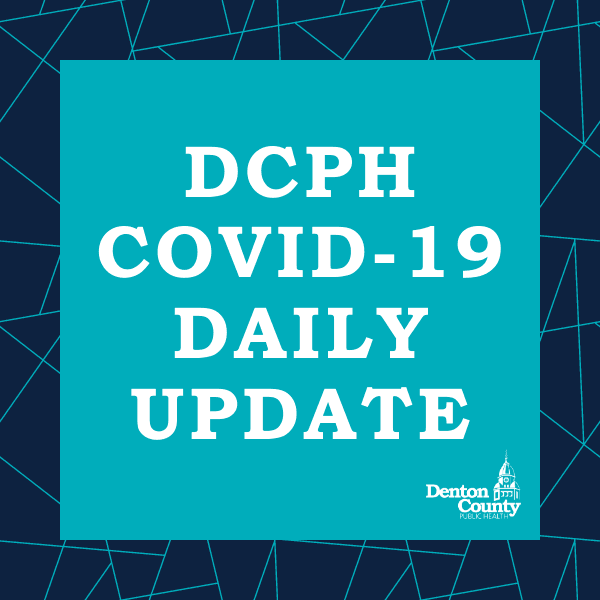 DCPH COVID-19 Daily Update