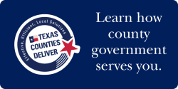 Learn how county government serves you