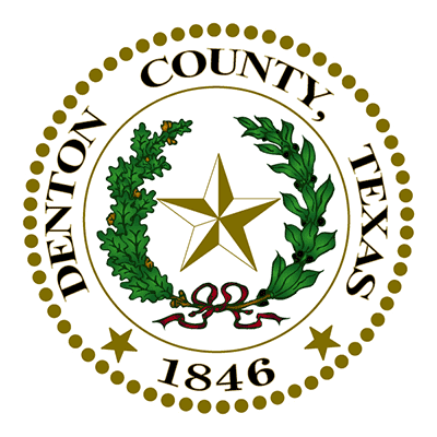 Denton County Texas 1846
